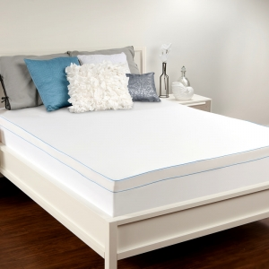 Sealy 3 Inch Memory Foam Mattress Topper